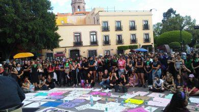 Photo of Hartazgo de las mujeres jóvenes