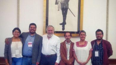 Photo of Dip Néstor Domínguez se reúne con funcionarios federales encargados en la búsqueda de personas desaparecidas en México