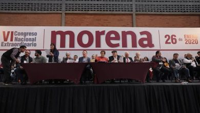 Photo of MORENA tiene nuevo Presidente Nacional, sale Polevnsky.