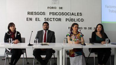 """Photo of El diputado Néstor Gabriel Domínguez Luna encabezó el Foro """"Riesgos Psicosociales en el Sector Público""""."""
