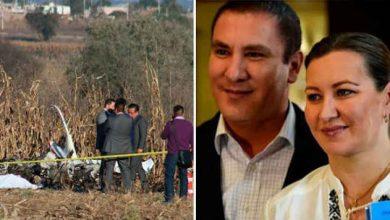 Photo of Silencio del PAN sobre informe oficial del accidente aéreo donde perdieran la vida Martha Erika Alonso y Rafael Moreno.