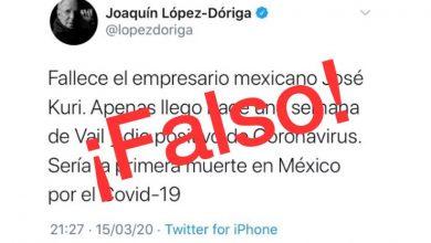Photo of CORONAVIRUS exhibe la falta de ética y profesionalismo en un sector del periodismo mexicano