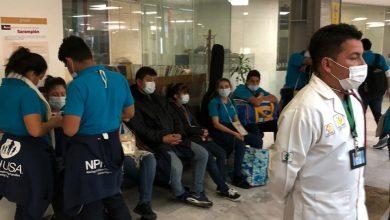 Photo of Nayib Bukele niega la entrada a sus connacionales y los abandona en México