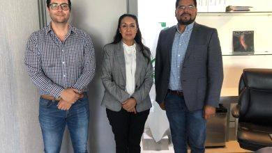 Photo of Néstor Domínguez se reúne con delegada del IMSS en Querétaro