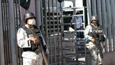 Photo of Guardia Nacional refuerza la seguridad en hospitales del IMSS e Insabi.