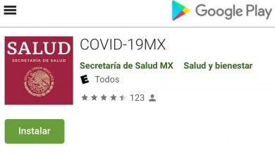Photo of La Secretaría de Salud crea App frente al Covid-19