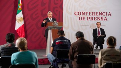 Photo of AMLO reconoce el gran trabajo de las y los maestros de México.