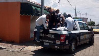 Photo of Exhiben en redes falla de medidas sanitarias: ¡de las autoridades en Querétaro!