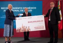 Photo of Se destinan 250 millones de pesos para reconocer la labor de personal del Sector Salud.