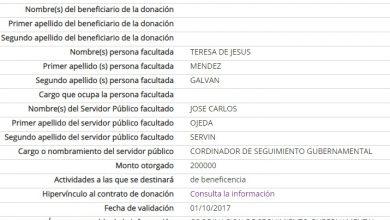 Photo of LA CAJA CHICA DEL GOBERNADOR DOMÍNGUEZ II. Funcionarios y servidores públicos