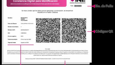 Photo of Ya puede tramitar una Constancia Digital de Identificación ante emergencia por COVID-19