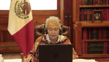 Photo of CONAGO acuerda seguir cooperando con el Gobierno Federal frente al Covid-19.