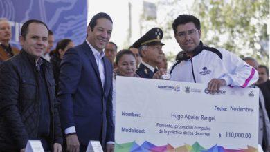 Photo of LA CAJA CHICA DEL GOBERNADOR DOMÍNGUEZ V. Deportistas