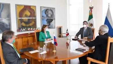 Photo of México estrecha la colaboración con Rusia para hacer frente al COVID-19