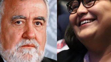 Photo of Alejandro Encinas y Citlalli Hernández ¿La esperanza de morena?