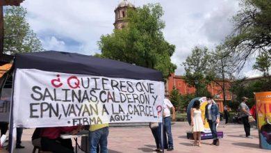 Photo of Querétaro aportó 20 mil firmas ciudadanas para juicio a expresidentes