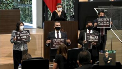 Photo of Fracaso y muchas deudas pendientes en el «V Informe de Pancho Domínguez»
