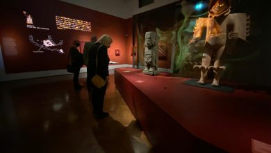 Photo of Todo listo para la inauguración de Aztecas en el Museo Etnográfico de Viena, en Austria