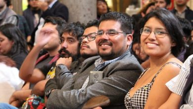 Photo of Esencial integrar a las y los jóvenes en la política: Néstor Domínguez.