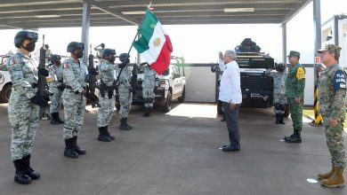 Photo of La Guardia Nacional goza de respeto y confianza por parte del pueblo: AMLO