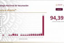 Photo of Avanza vacunación contra COVID-19 a personal de salud