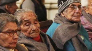 Photo of Para marzo, además del personal médico, se terminará de vacunar a todos los adultos mayores: AMLO