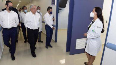 Photo of Presidente inaugura Hospital General de Querétaro; servirá como centro educativo y garantizará la salud de los queretanos, afirma