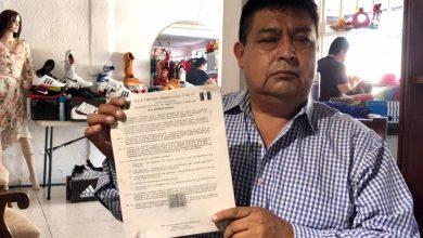 Photo of Señalan corrupción y malos manejos en la Unión de Comerciantes y Tianguistas de Querétaro.