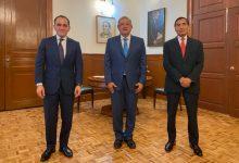 Photo of AMLO informa cambios en su gabinete; Rogelio Ramírez llega a la SHCP y Arturo Herrera se postula como gobernador del Banxico.