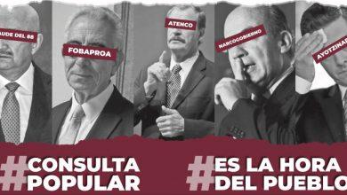 Photo of Consulta Popular. Es la hora del Pueblo.
