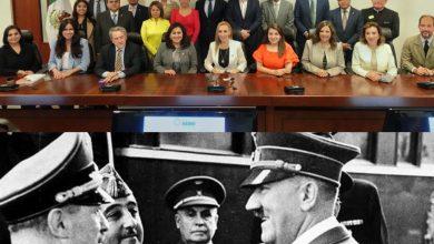 Photo of El PAN  se alía con el partido fascista español VOX
